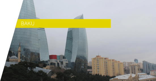 Urban Environment Baku