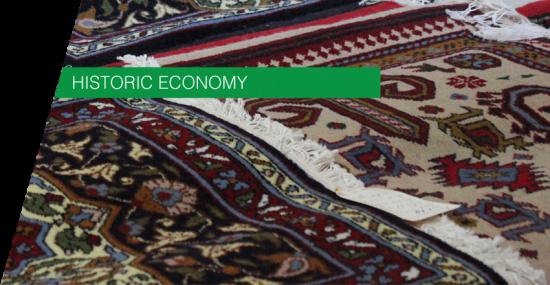 Historic and traditional economic drivers in Azerbaijan