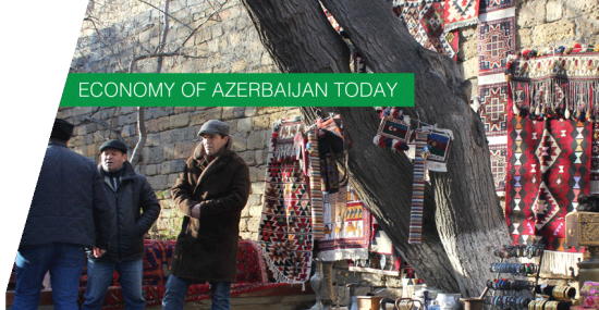 Modern trade and commerce in Azerbaijan
