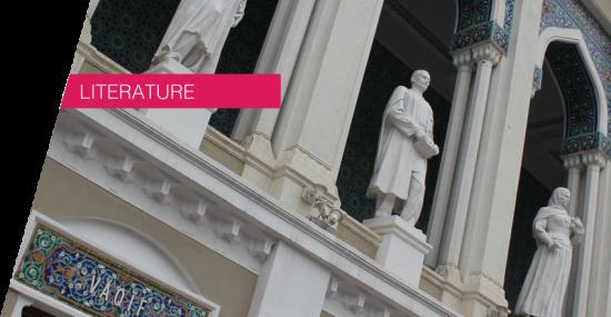 Literature and Culture in Azerbaijan Graphic